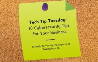 Tech Tip Tuesday_ 10 Cyber Security Tips for Your Business