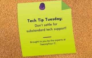 Tech Tip Tuesday_ Don't settle for substandard tech support!